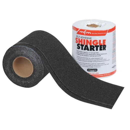 MFM 7.2 In. X 33.5 Ft. Self-Adhesive Shingle Starter