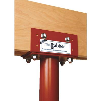 Akron Grabber 3-5/8 In. Steel Saddle Plate