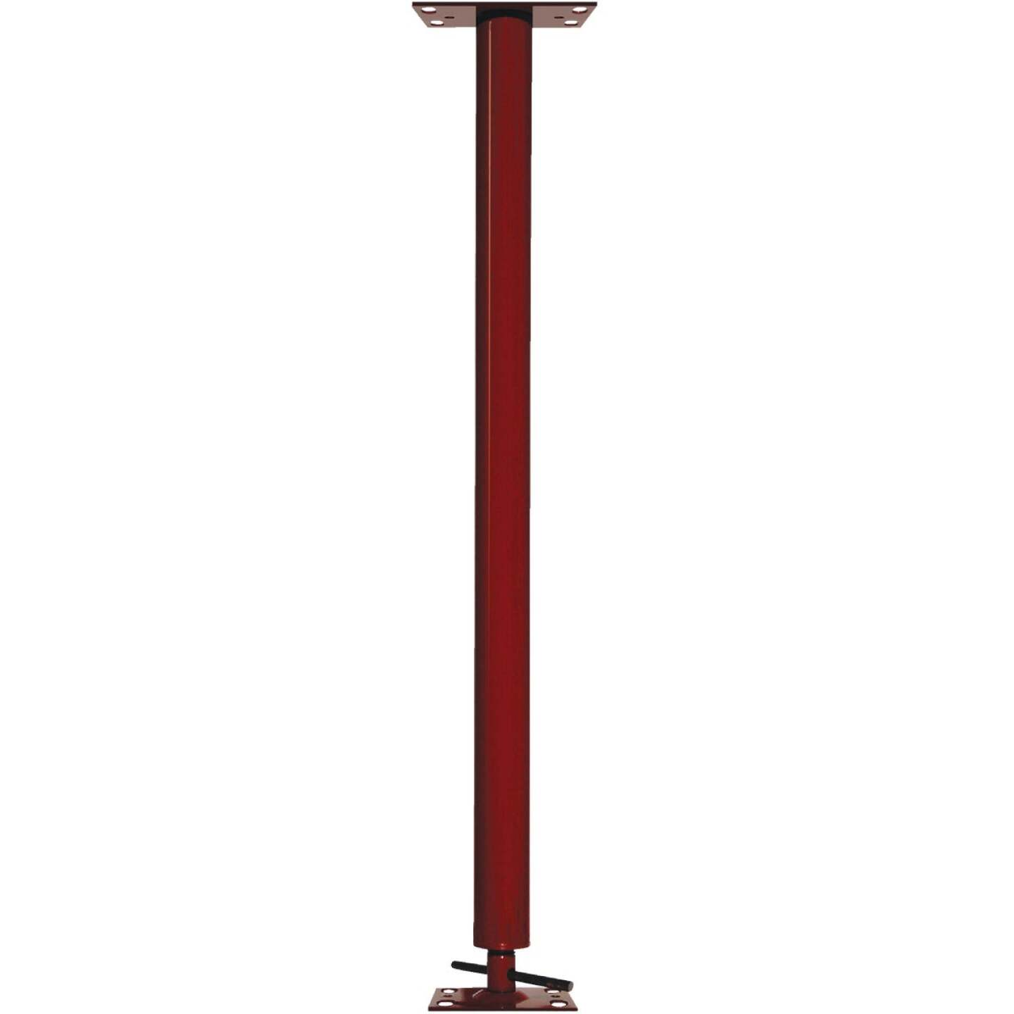 Akron 7 Ft. 9 In. to 8 Ft. 1 In. 11,500 Lb. Capacity Steel Adjustable Mono Post Image 1