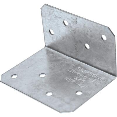 Simpson Strong-Tie 2 In. x 1-1/2 In. x 2-3/4 In. Galvanized Steel 18 ga Reinforcing Angle