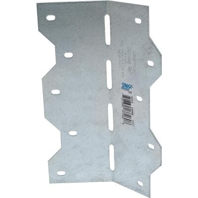 Simpson Strong-Tie ZMax Galvanized Steel 6-3/8 In. 18 ga Adjustable Framing L-Angle