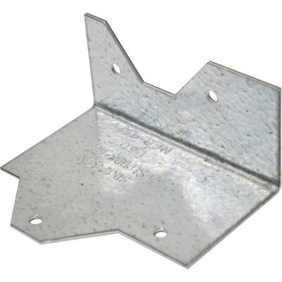 Simpson Strong-Tie 3 In. Galvanized Steel 16 ga Reinforcing L-Angle