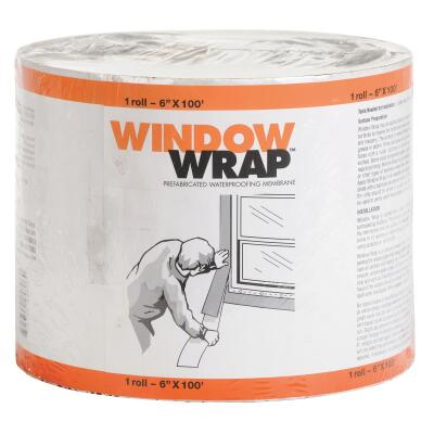 MFM PSX-20 WindowWrap 6 In. x 100 Ft. Flashing Tape