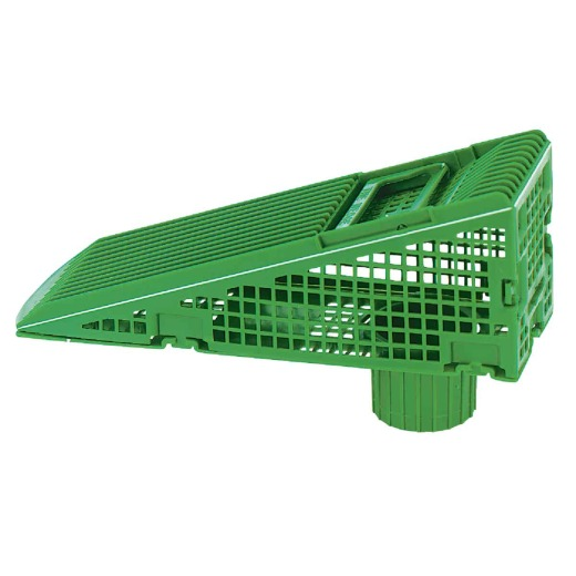 Frost King Plastic Wedge Downspout Screen