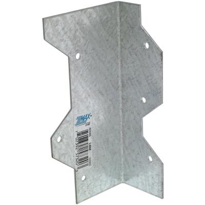 Simpson Strong-Tie ZMax 5 In. Galvanized Steel 16 ga Reinforcing L-Angle