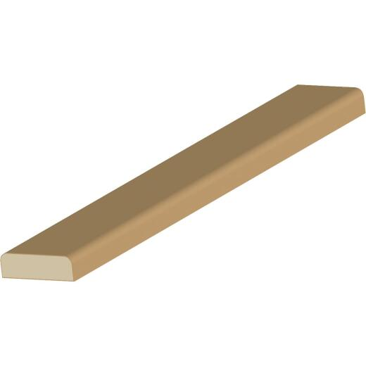 Cedar Creek WM848 7/16 In. W. x 1-1/8 In. H. x 8 Ft. L. Solid Pine Modern Door Stop Molding