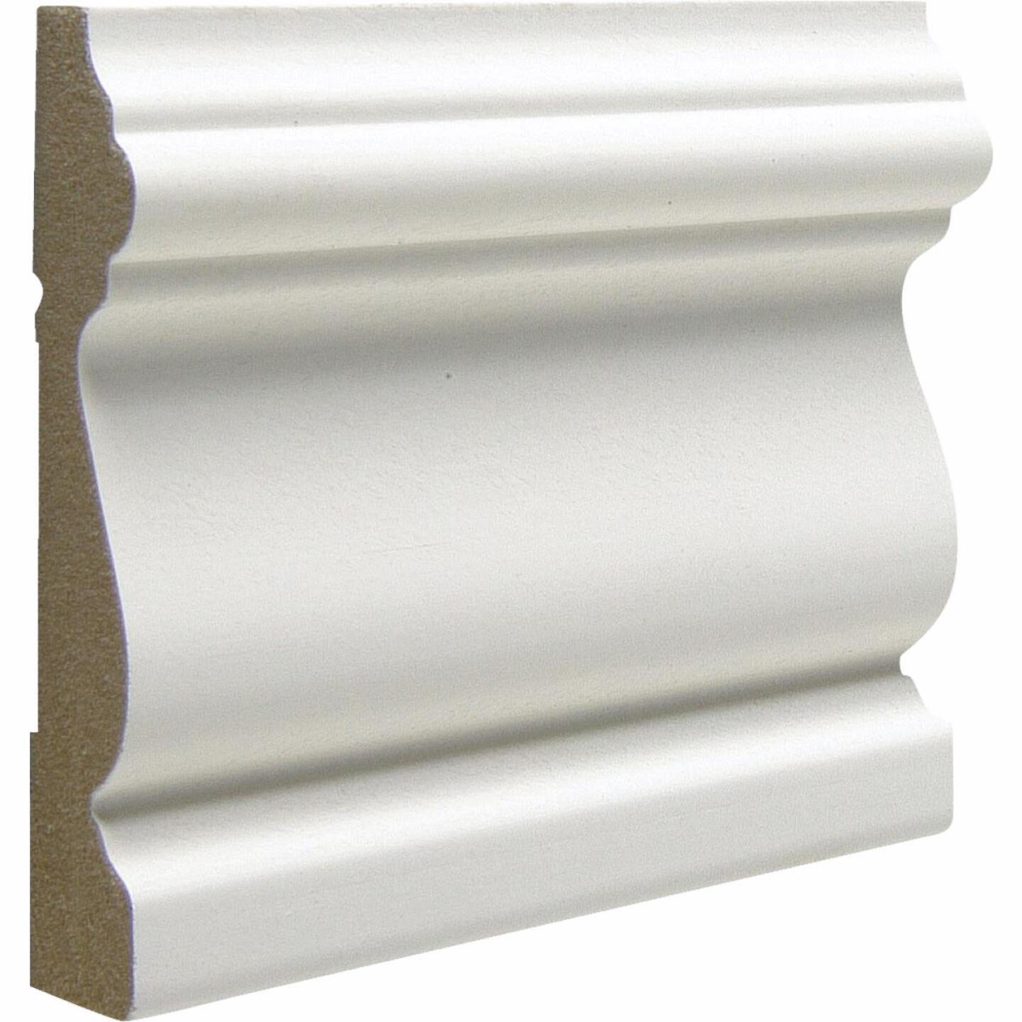Cedar Creek 312 5/8 In. W. x 3 In. H. x 8 Ft. L. White MDF Victorian Casing Molding Image 1