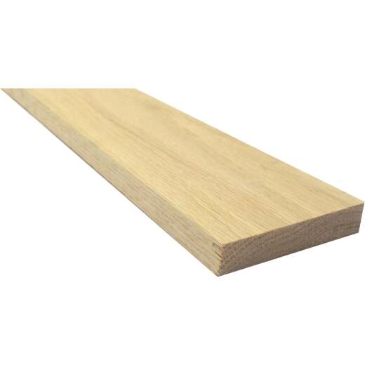 Waddell 1/2 In. x 4 In. x 2 Ft. Red Oak Board