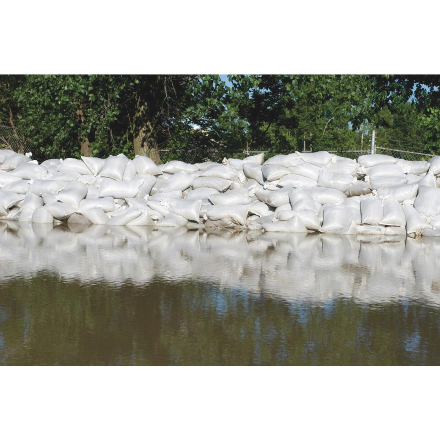 Volm 14 In. x 26 In. Empty Sandbags (1000-Pack) Image 1