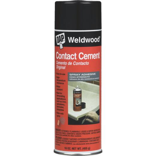 Dap Welwood 16 Oz. Contact Cement