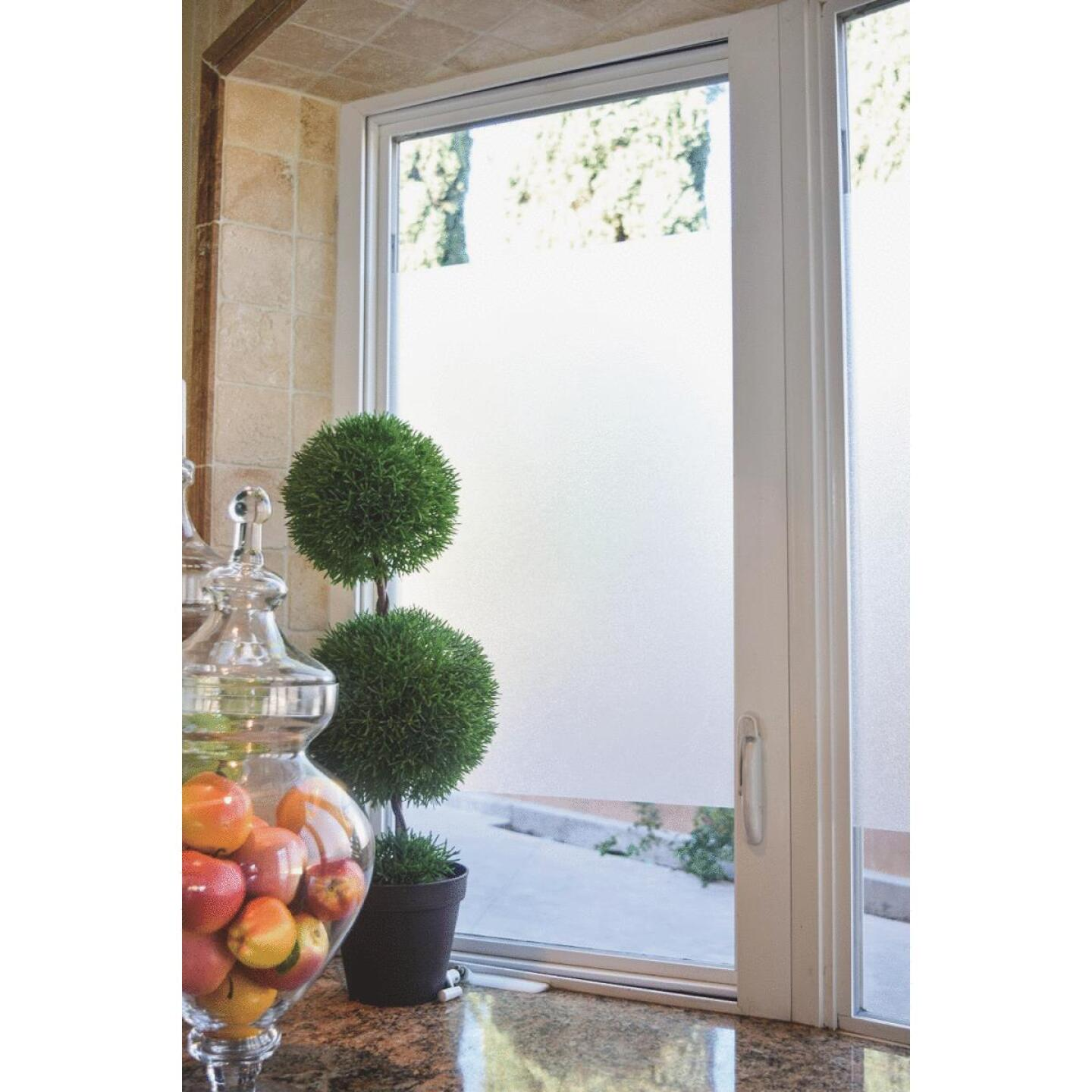 D-C-Fix 26 In. x 59 In. Frosted Static Window Film Image 3
