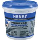 Henry 345 Premixed Patch n'LEVEL Floor Patch & Smoothing Compound, Gray, 1 Qt. Image 1