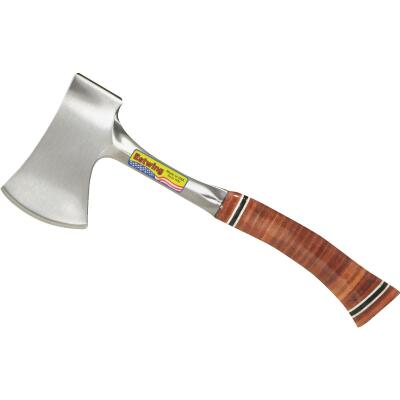 Estwing 10 In. L. Leather Grip Handle Sportsman's Camper Axe