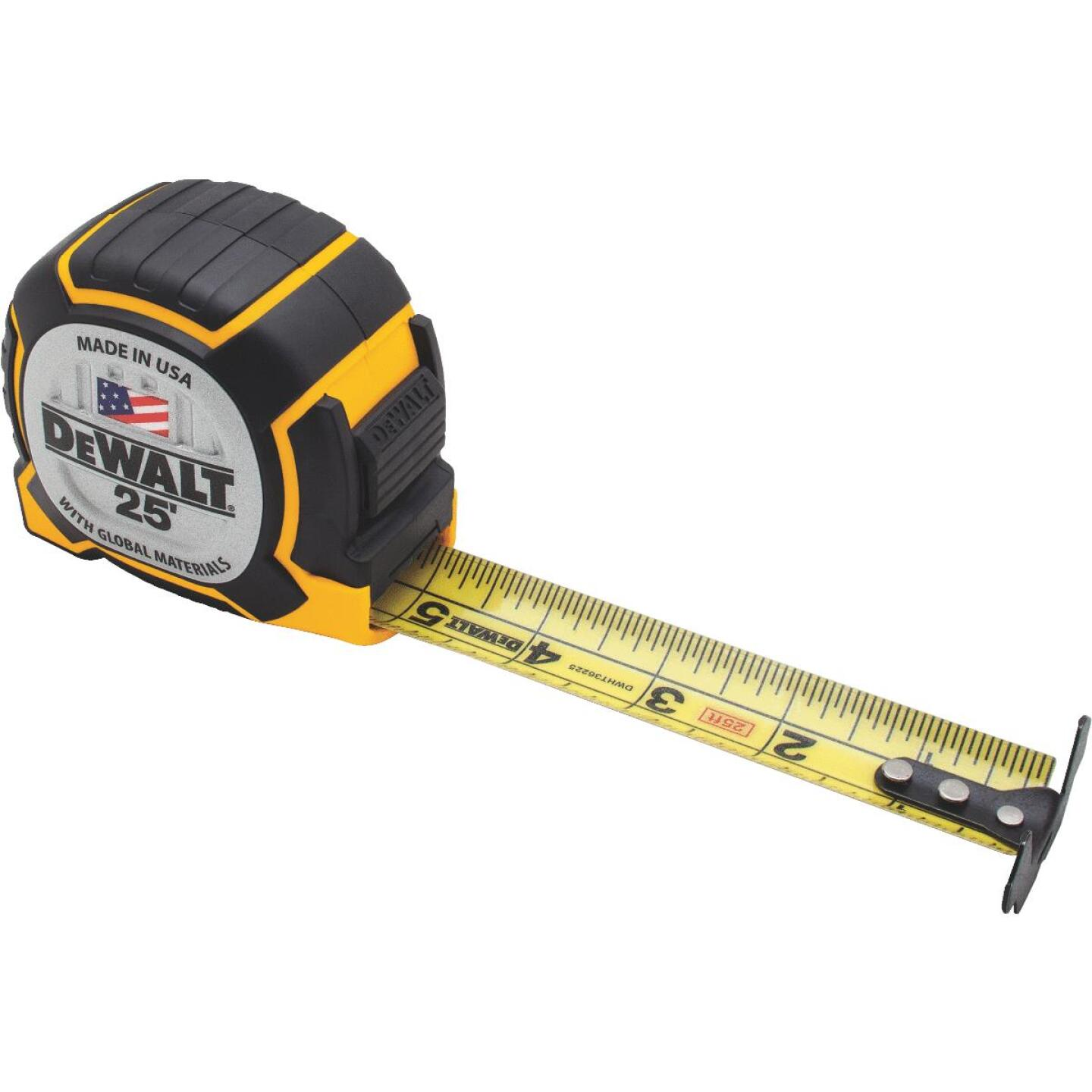 DeWalt XP 25 Ft. Tape Measure Image 1