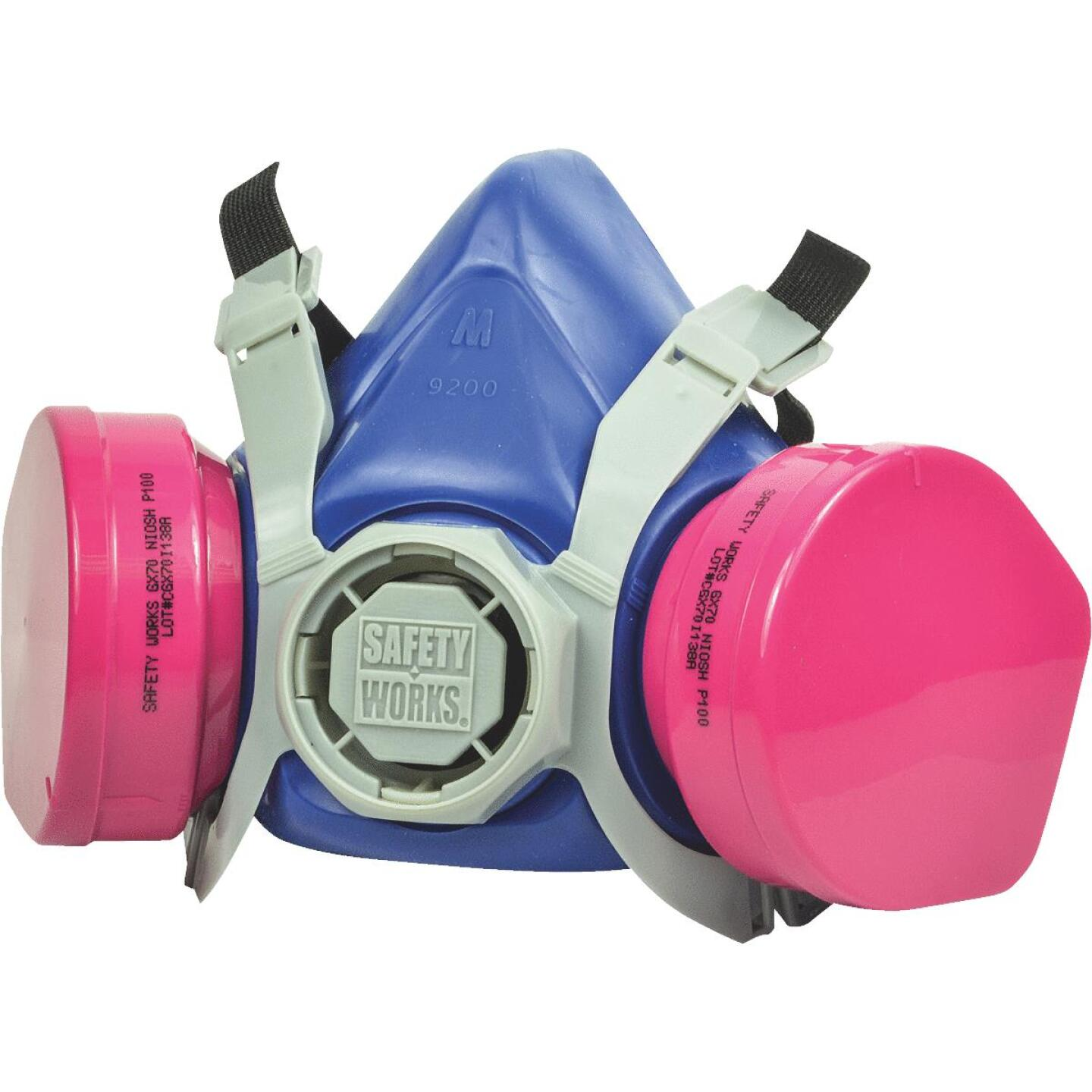 Safety Works P100 Toxic Dust Respirator Image 1