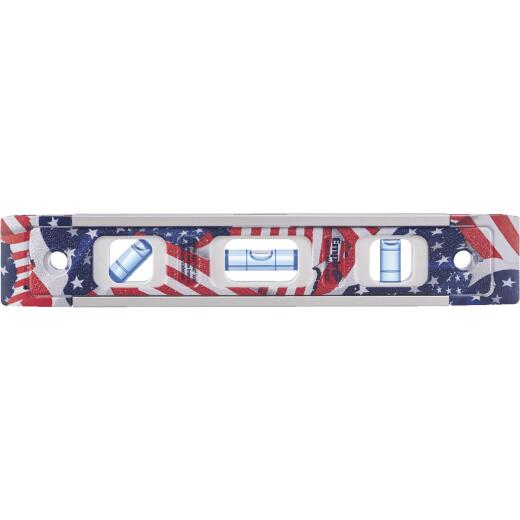 Empire 9 In. Aluminum Magnetic Flag Torpedo Level