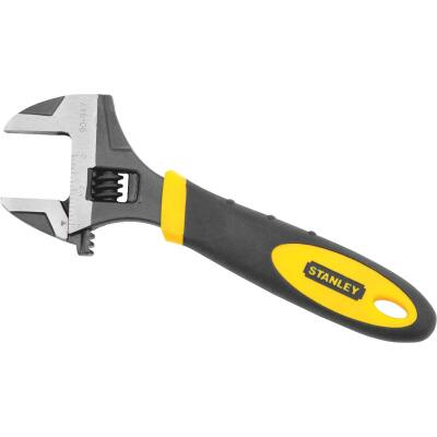 Stanley MaxSteel 6 In. Adjustable Wrench
