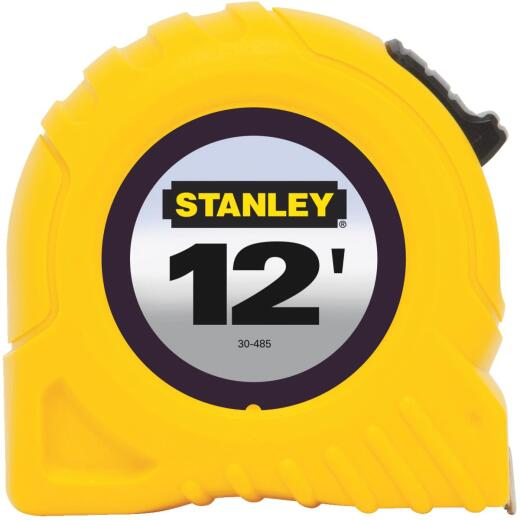 Stanley 12 Ft. Tape Measure