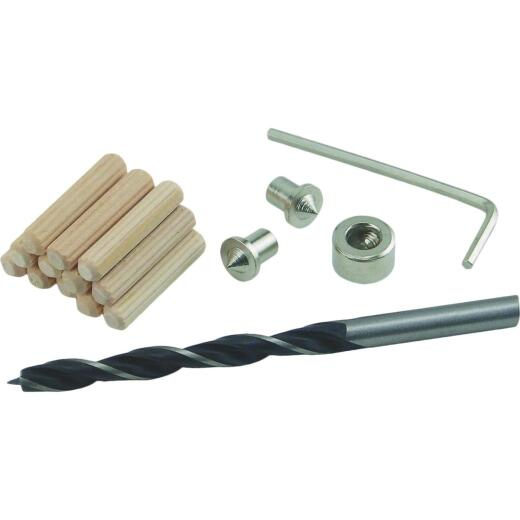 General Tools 3/8 In. Doweling Jig Accessory Kit