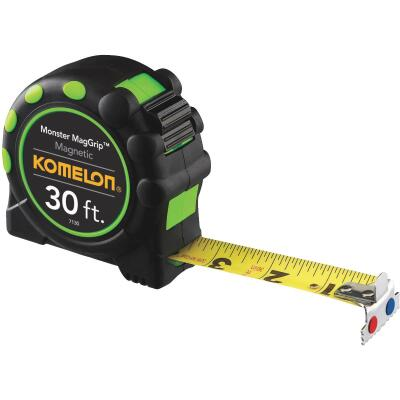 Komelon MagGrip 30 Ft. Tape Measure
