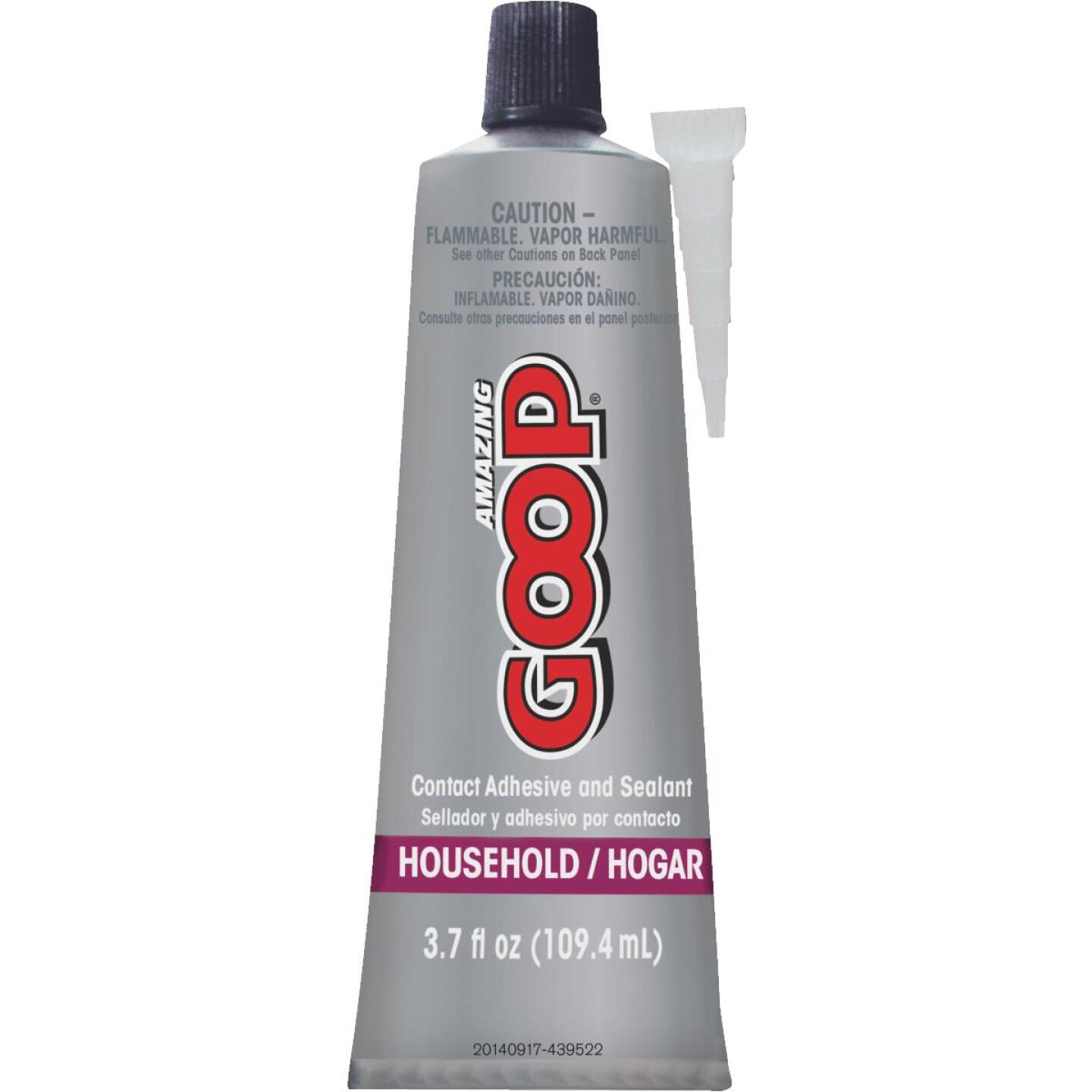 Amazing Goop 3.7 Oz. Household Adhesive Image 1