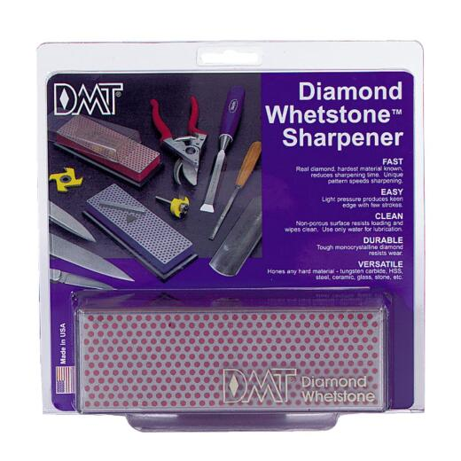 Diamond Machine Tech 6 In. Diamond Whetstone Fine Sharpening Stone