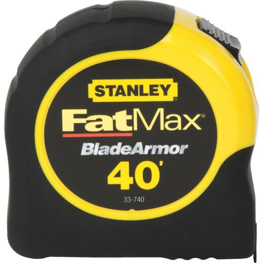 Stanley FatMax 40 Ft. Tape Measure with 11 Ft. Standout