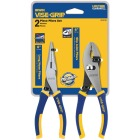 Irwin Vise-Grip ProPlier 6 In. Slip Joint and 6 In. Long Nose Plier Set (2-Piece) Image 1