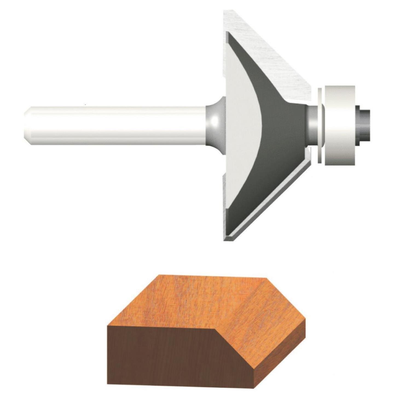 Vermont American Carbide 1-3/8 In. Chamfer Bit Image 1