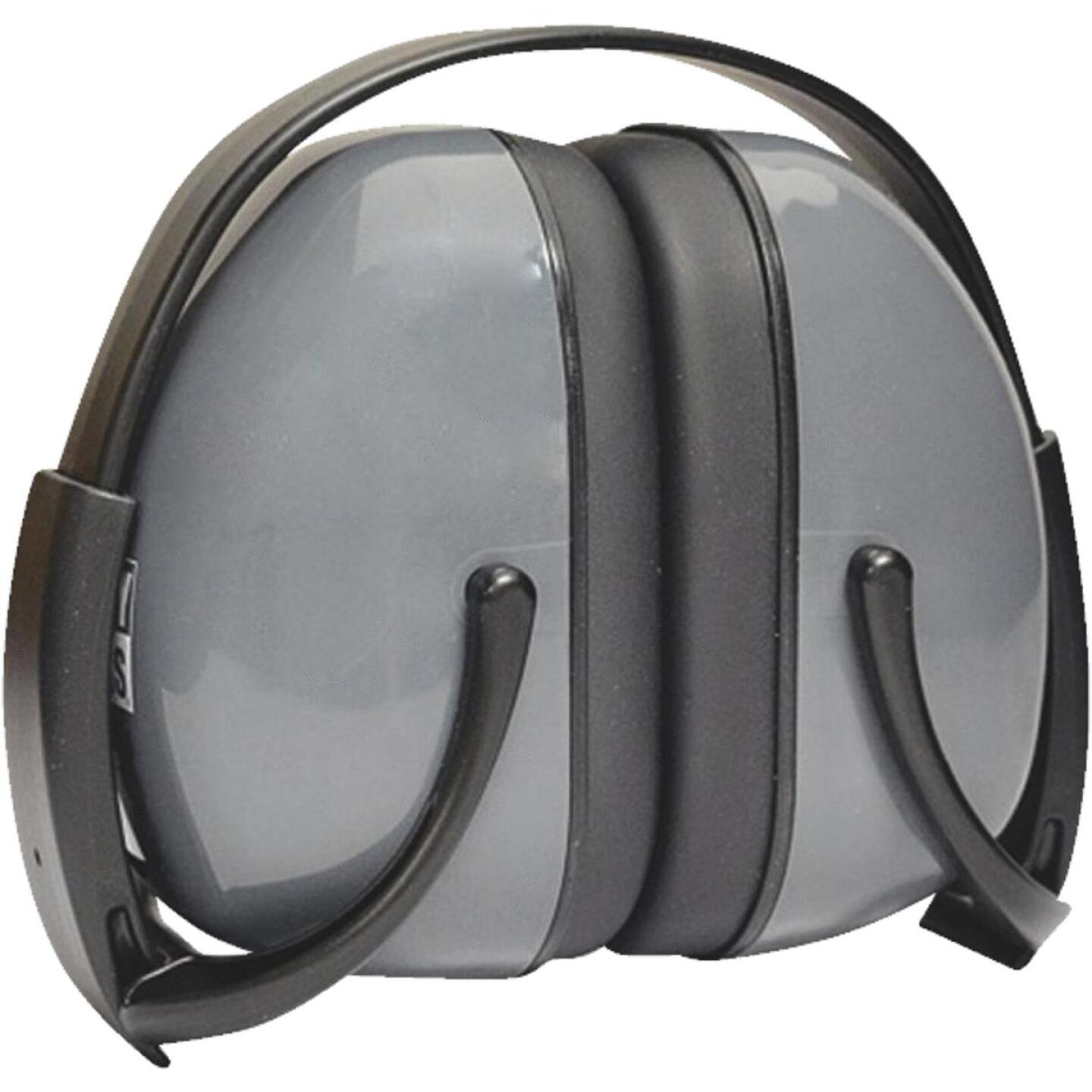 Safety Works 20 dB NRR Foldable Earmuffs Image 1