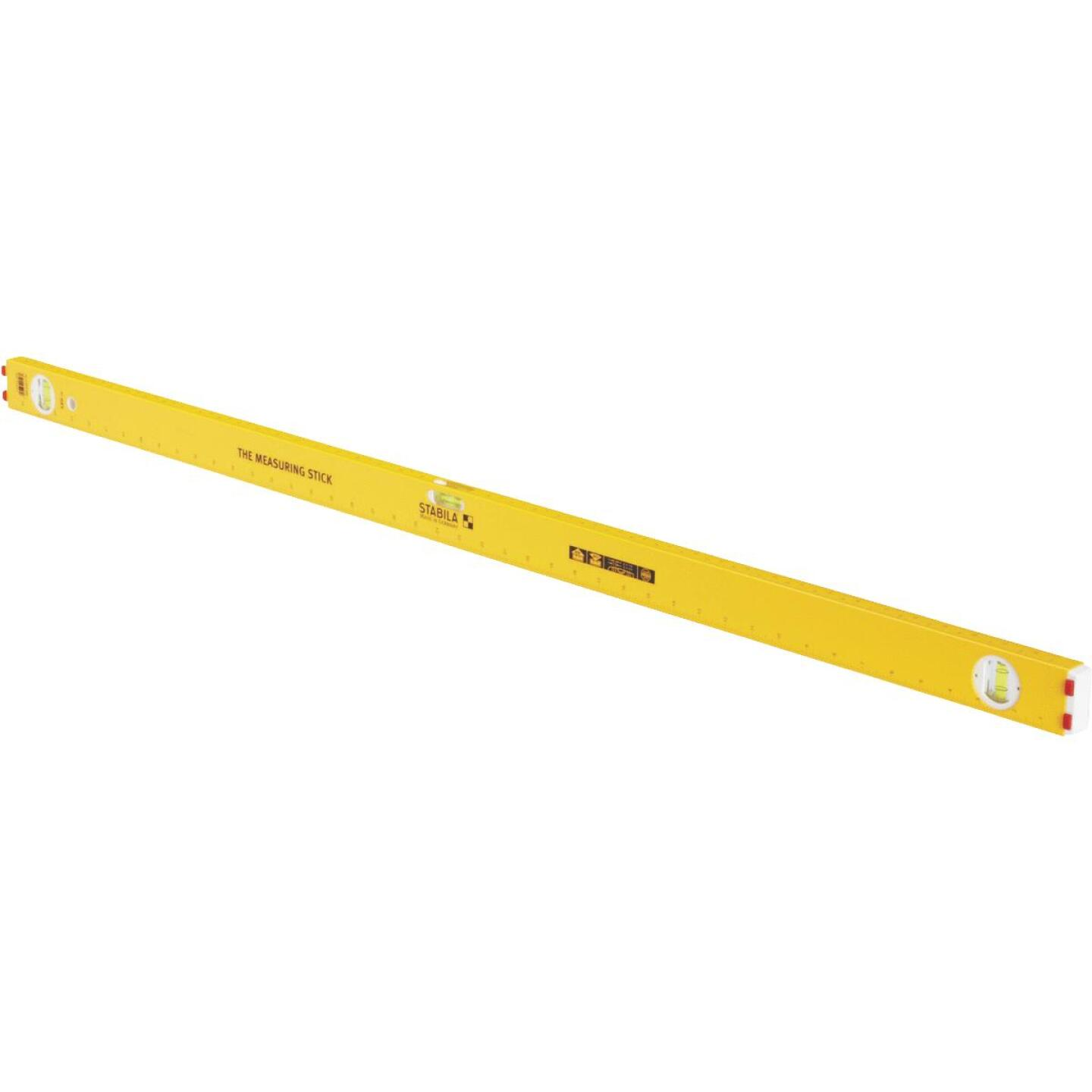Stabila Measuring Stick 48 In. Aluminum Box Level Image 2
