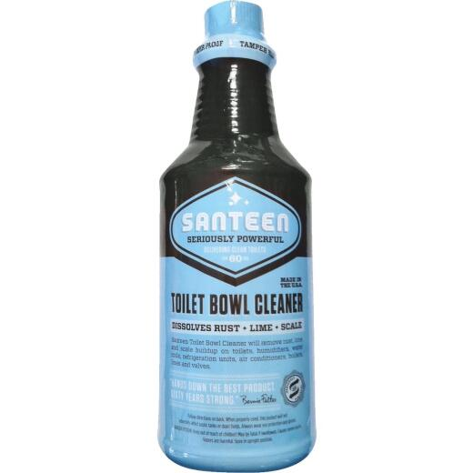 Santeen 1 Qt. Rust, Lime and Scale Toilet Bowl Cleaner