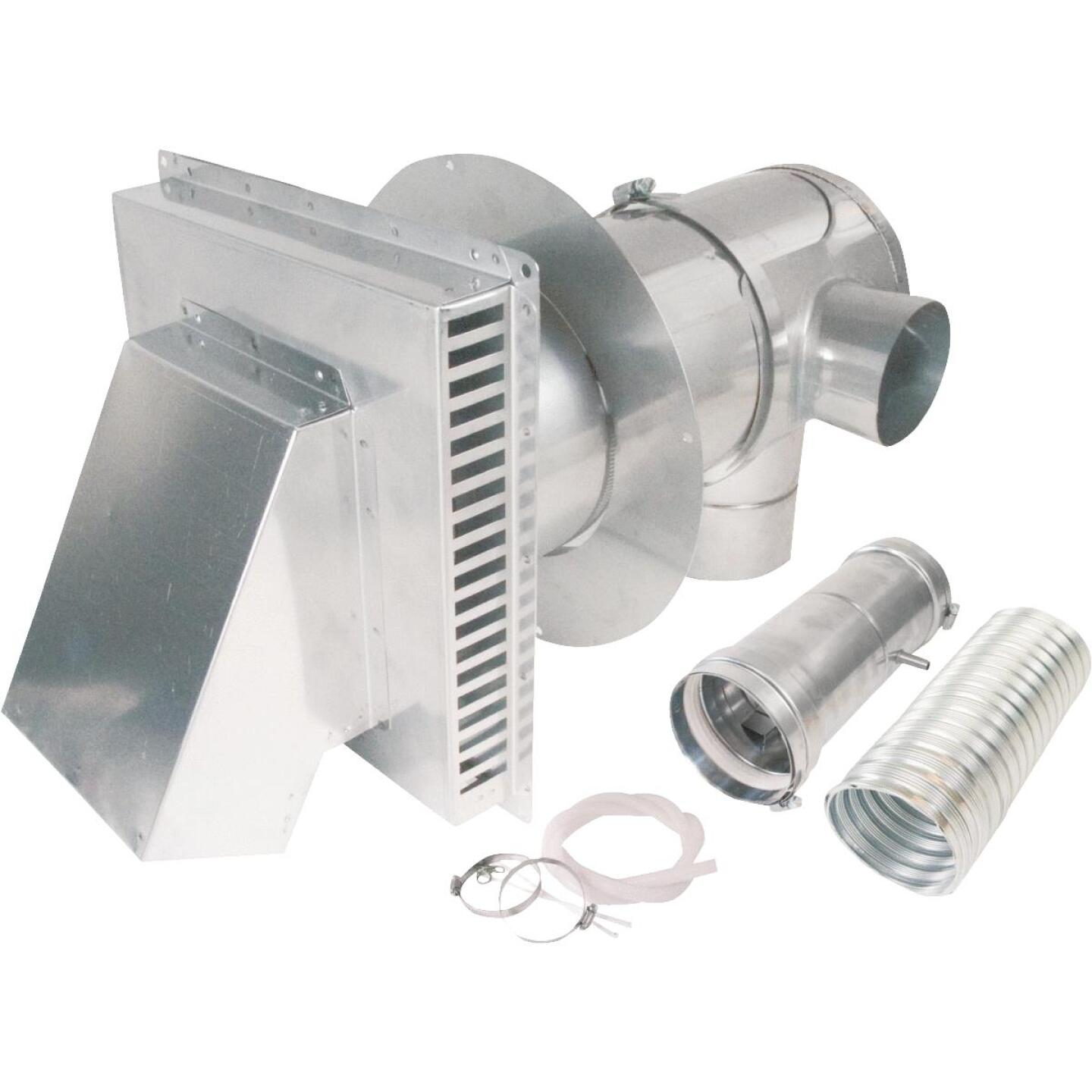 Reliance Tankless Water Heater Stainless Steel Vent Kit Image 1