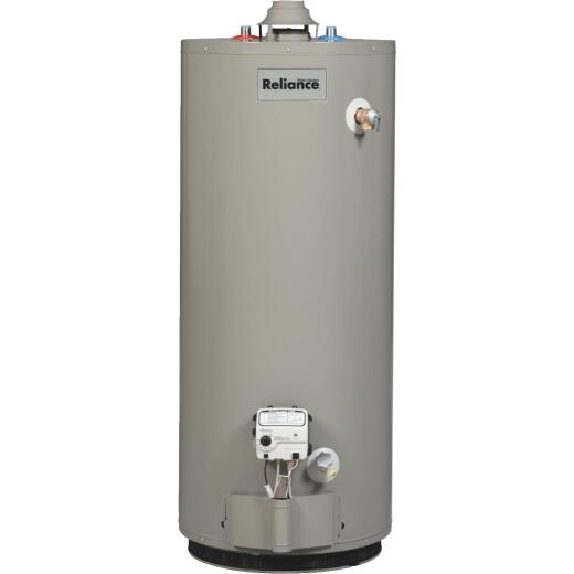 Reliance 30 Gal. Short 6yr 32,000 BTU Natural Gas Water Heater