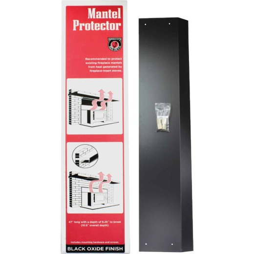 Meeco's Red Devil Mantel Protector