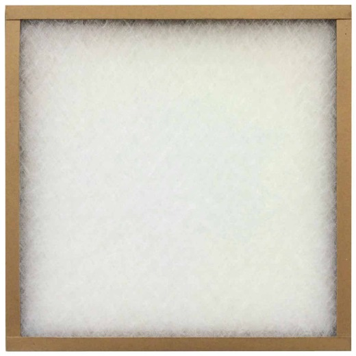 Flanders PrecisionAire 24 In. x 24 In. x 1 In. EZ Flow II MERV 4 Furnace Filter