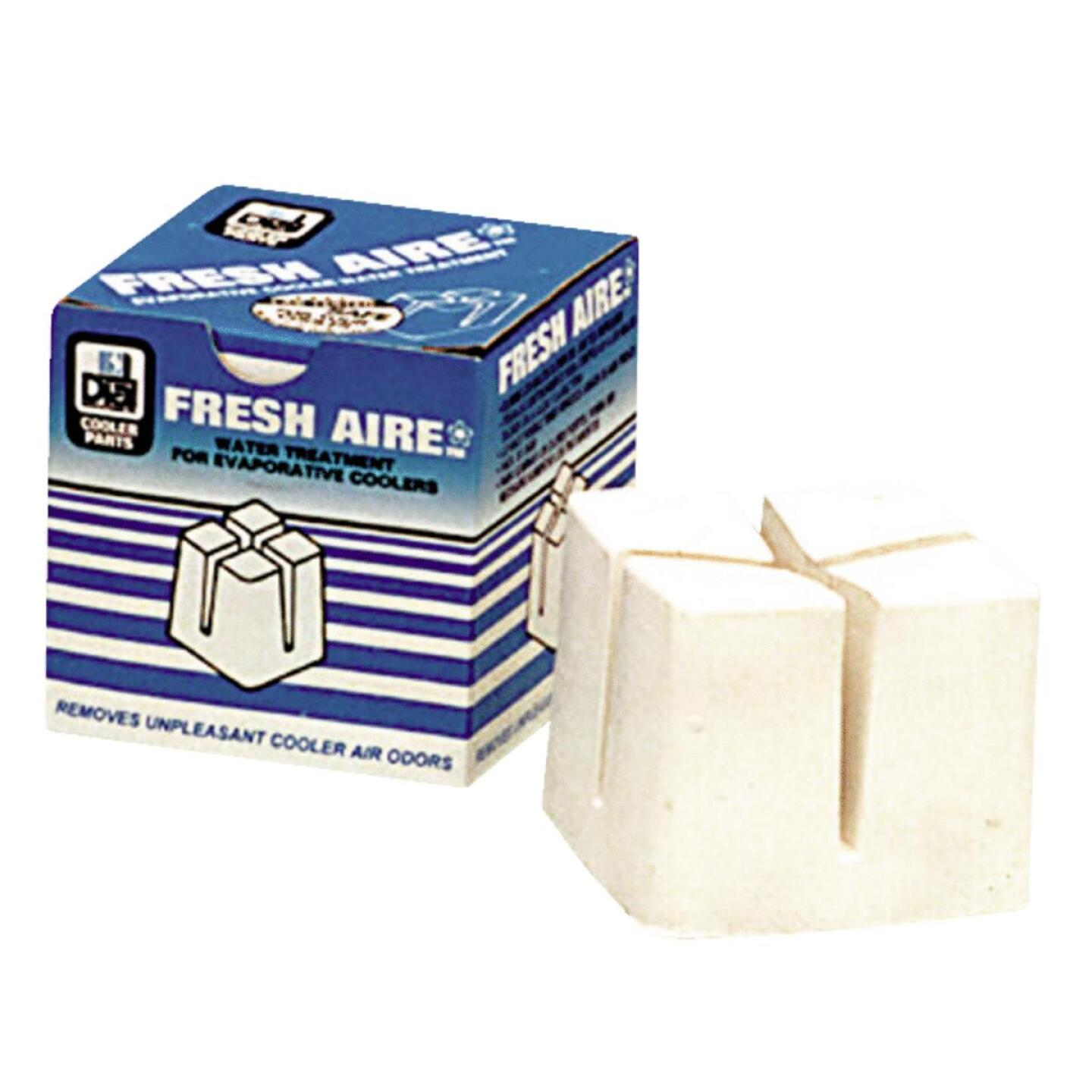 """Dial 3"""" Square Odorless Evaporative Coolers Solid Air Freshener Image 1"""