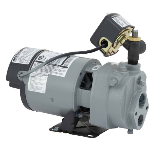 Do it Best 1/2 HP Cast Iron Water Conventional Well Jet Pump