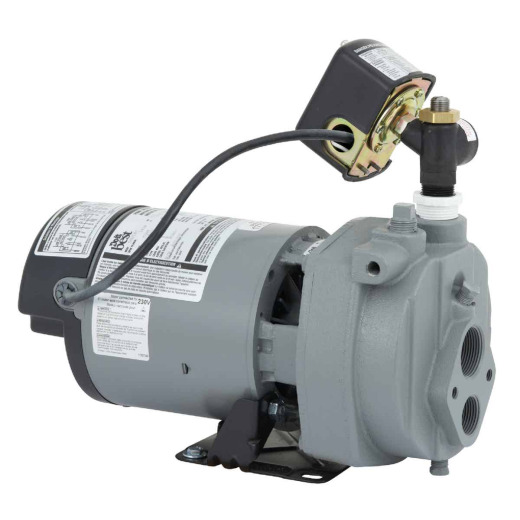 Do it Best 3/4 HP Cast Iron Water Conventional Well Jet Pump