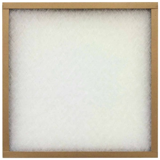 Flanders PrecisionAire 16 In. x 25 In. x 1 In. EZ Flow II MERV 4 Furnace Filter