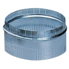 Imperial 4 In. Galvanized Starter Collar Image 1