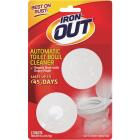 Iron Out Automatic Toilet Bowl Cleaner (2-Pack) Image 1
