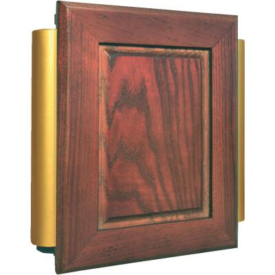 IQ America Designer Series Cherry Wood Wired/Wireless Door Chime