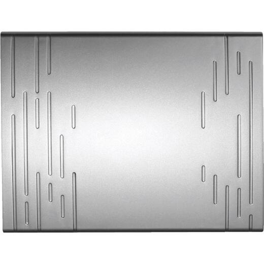IQ America Step-Up Wired Satin Nickel Door Chime