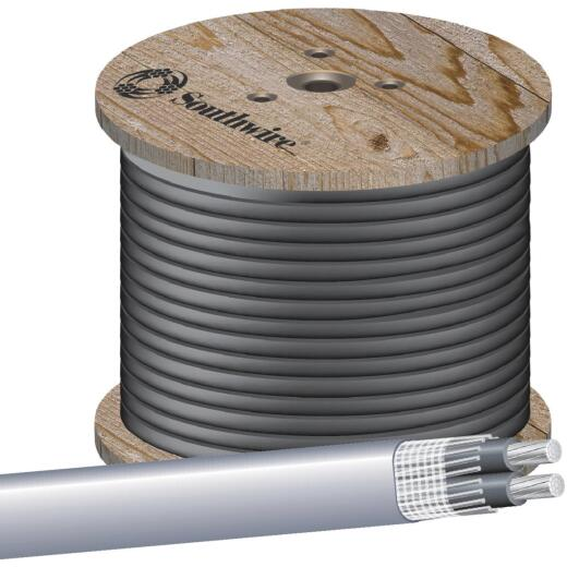 Southwire 200 Ft. 2-2-2 AWG AL SEU Wire