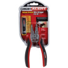 Gardner Bender 7 In. 10 AWG to 18 AWG Solid/Stranded Wire Strip Circuit Alert Image 2