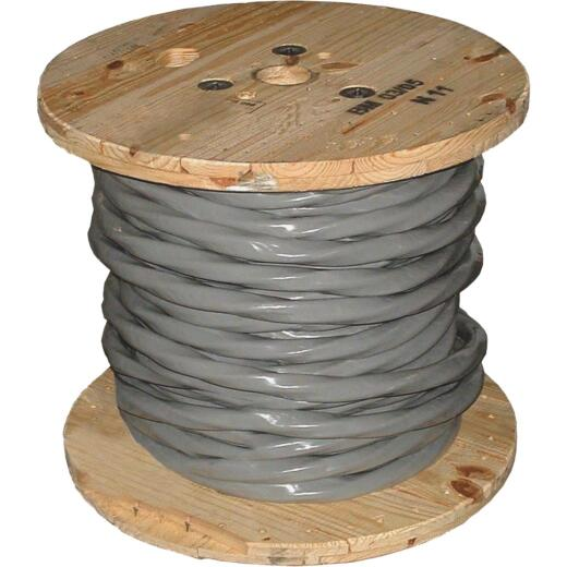 Southwire 250 Ft. 4/0-4/0-4/0-2/0 AWG Al SER Wire