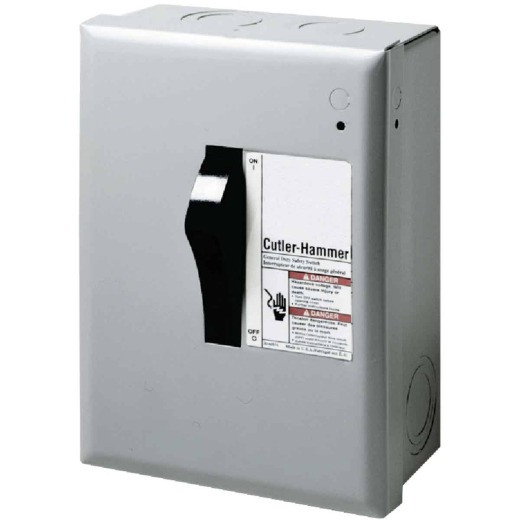 Eaton 30A BR Series Indoor Safety Switch