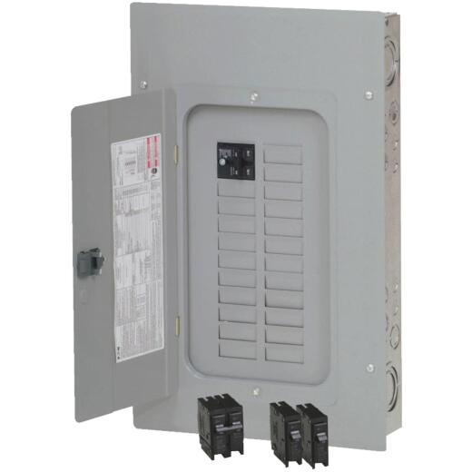 Eaton BR 100A 20-Space 40-Circuit Indoor Plug-On Neutral Load Center Value Pack
