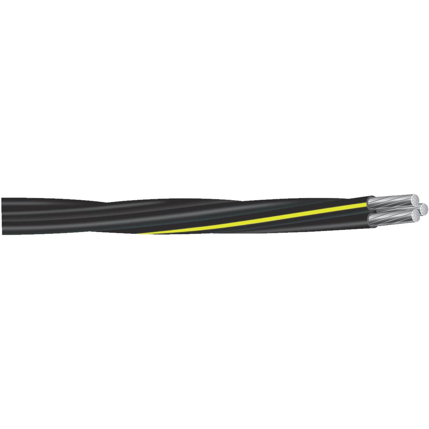 Southwire 500 Ft. 4/0-4/0-2/0 AWG 3-Conductor Underground Service Entrance Cable Image 1